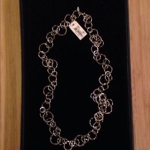 Cookie Lee Circle Necklace